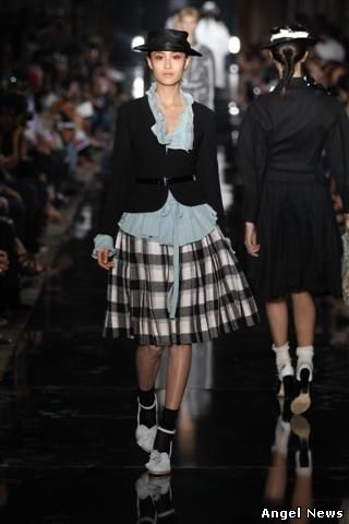 1 2 3 ... 247 248 » [Open] John Galliano Women's Spring Summer 2012