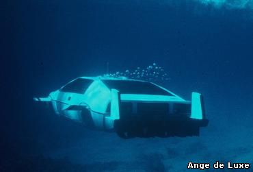 BOND CAR SURFACES! ICONIC 007 LOTUS ESPRIT 'SUBMARINE' CAR TO GO UNDER THE HAMMER AT RM'S FORTHCOMING LONDON SALE