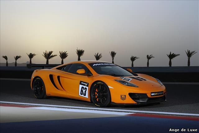 McLaren GT is to produce a new high performance variant of the 12C, named the 12C GT Sprint.