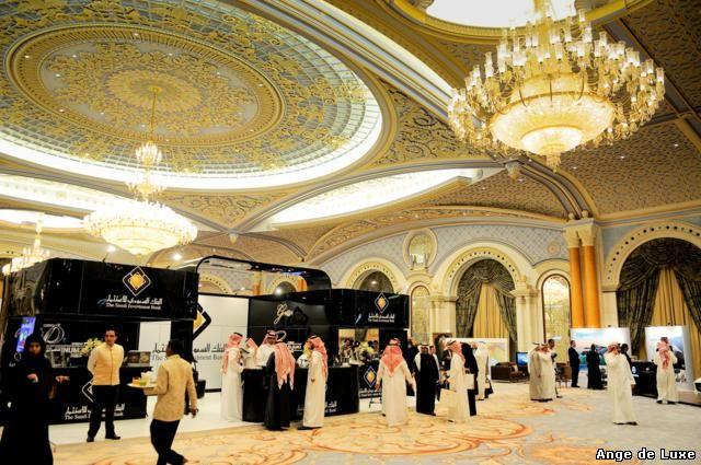 THE INAUGURAL AMERICAN EXPRESS WORLD LUXURY EXPO, RIYADH, A RESOUNDING SUCCESS