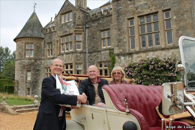The Beaulieu welcomes its 25th millionth visitor
