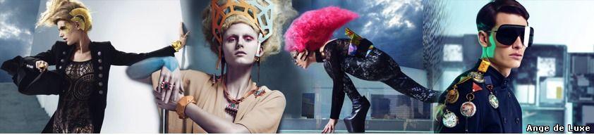 Fashion Spyder Invitation
