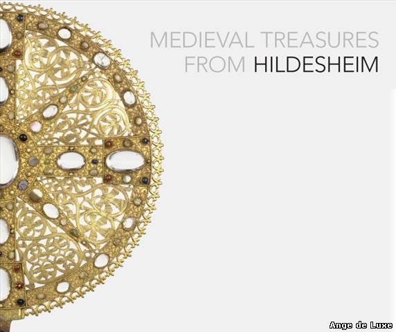 9/16: Medieval Treasures from Hildesheim