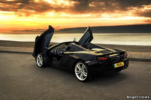 McLaren Automotive AMPLIA REDE DE VENDAS Com o anúncio da McLaren BANGKOK
