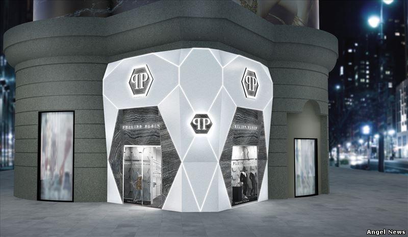PHILIPP PLEIN opens in Hong Kong