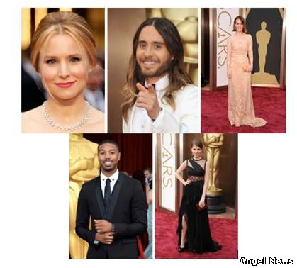 PIAGET WINS BIG AT THE 86th ANNUAL ACADEMY AWARDS