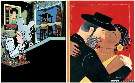 Renowned Comics Artist Art Spiegelman To Open in NYC