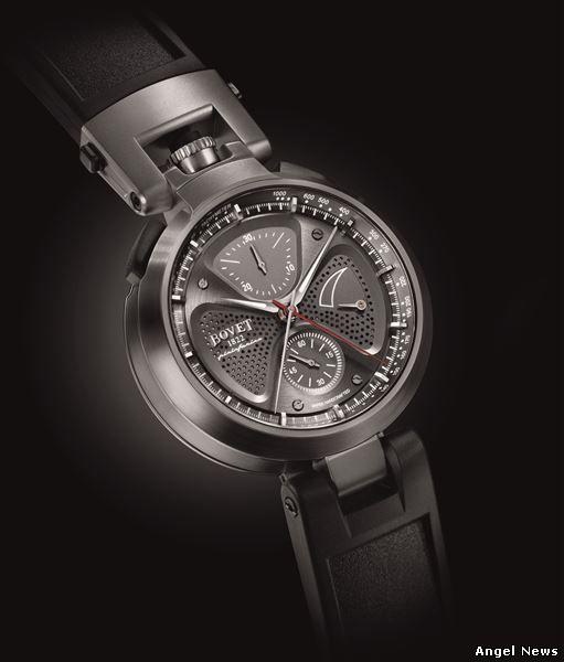 PININFARINA - Sergio, the new Chronograph born from the collaboration between Pininfarina and Bovet