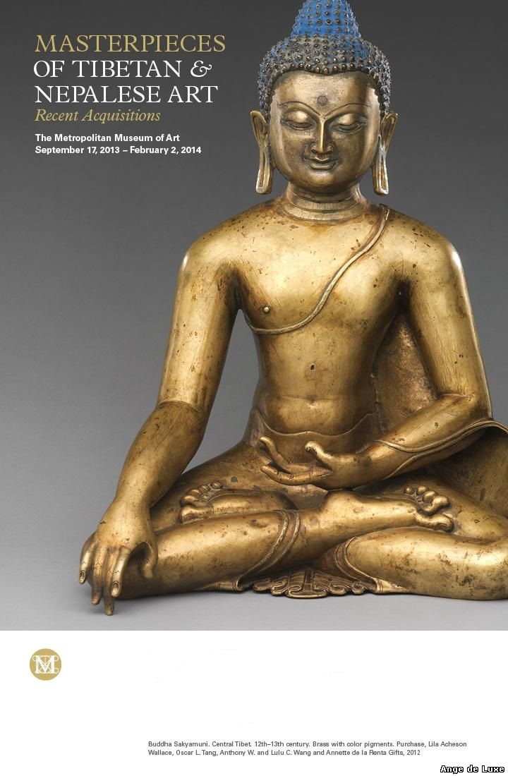 Metropolitan Museum Celebrates Remarkable New Acquisitions of Tibetan and Nepalese with Special Exhibition Beginning September 17