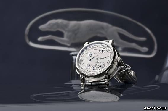 A. Lange & Söhne: In the airstream of elegance