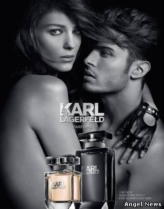 « Le parfum, c'est la fashion for the nose... » Karl Lagerfeld.