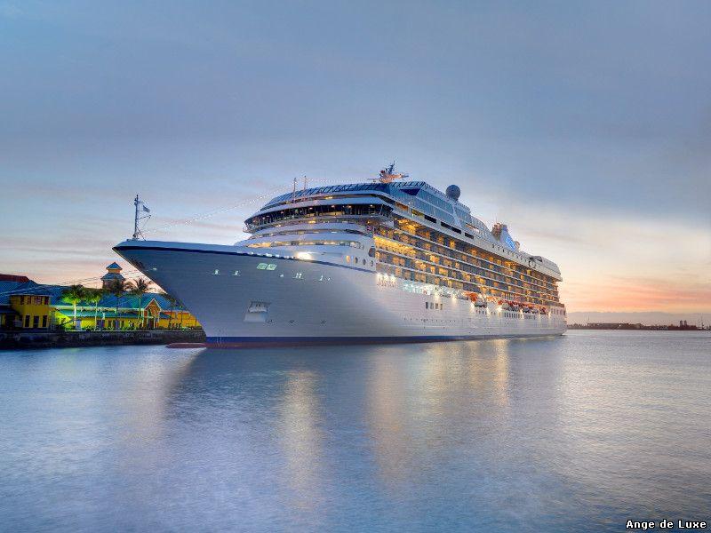 Oceania Cruises Announces Its Inaugural Around the World Cruise