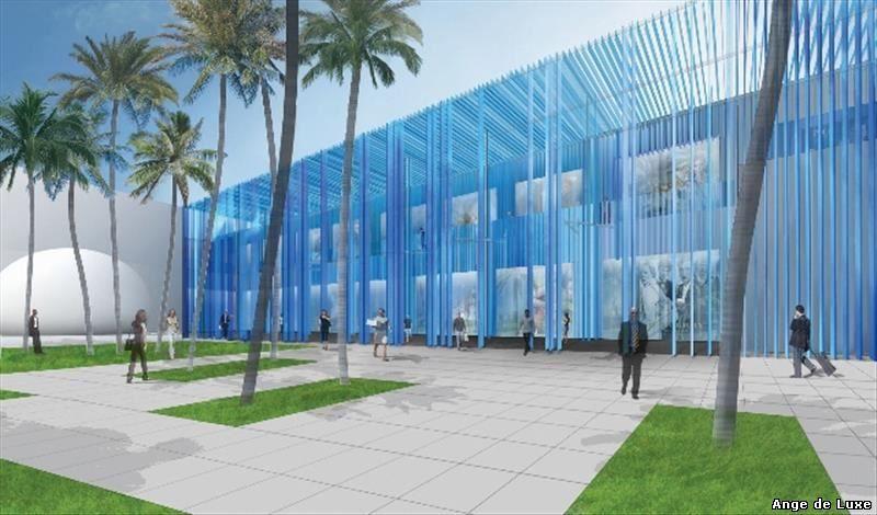 O Miami Design District tem o prazer de anunciar o mais novo projeto do premiado arquiteto japones Sou Fujimoto.