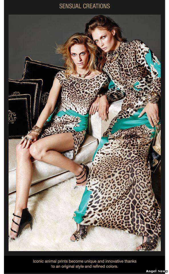 Женская Одежда Роберто Кавалли Больших Размеров