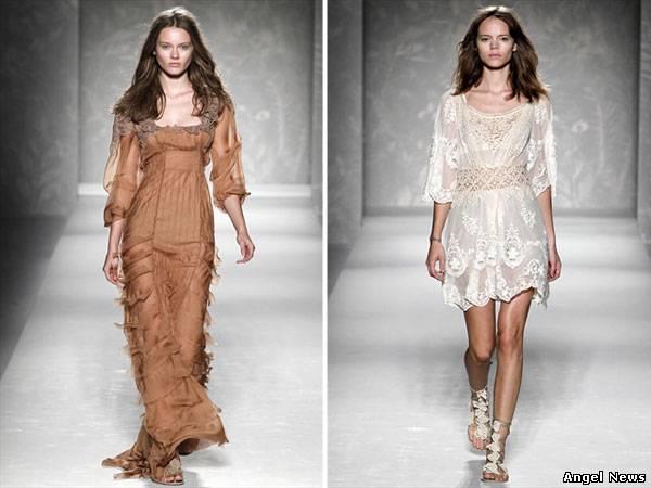 Alberta Ferretti Spring 2011 by Milan Fashion Week