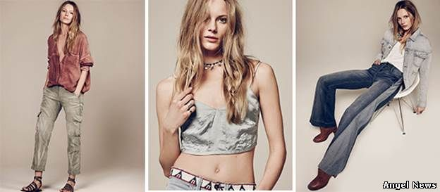 It's Here! Free People's Spring Preview