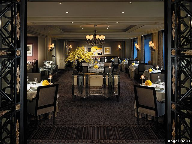 Shangri-La Hotel, Paris' New Executive Chef Unveils His First Menu for L'Abeille