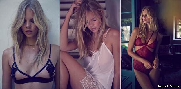 For Love & Lemons on a new fall collection