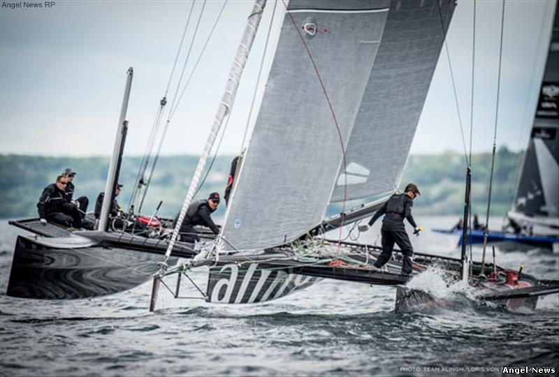 HYT continues its immersion in the world of sailing, partnering with Alinghi, one of the greatest teams ever to have sailed the seas and the lakes of Switzerland.