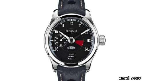 Jaguar and Bremont Launch Bespoke Wristwatch in Celebration of the Lightweight E-Type