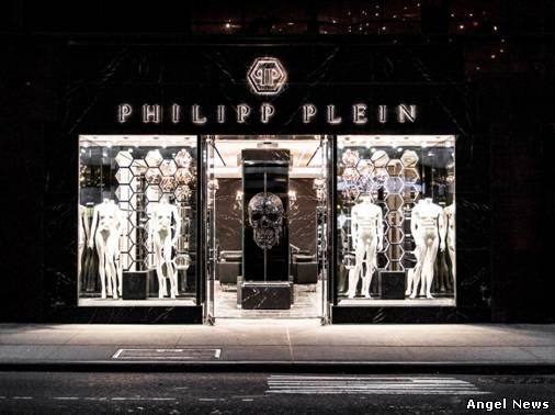 PHILIPP PLEIN OPENS THE FIRST BOUTIQUE IN NEW YORK
