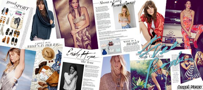Preview @FreePeople 's #MarchMagalog