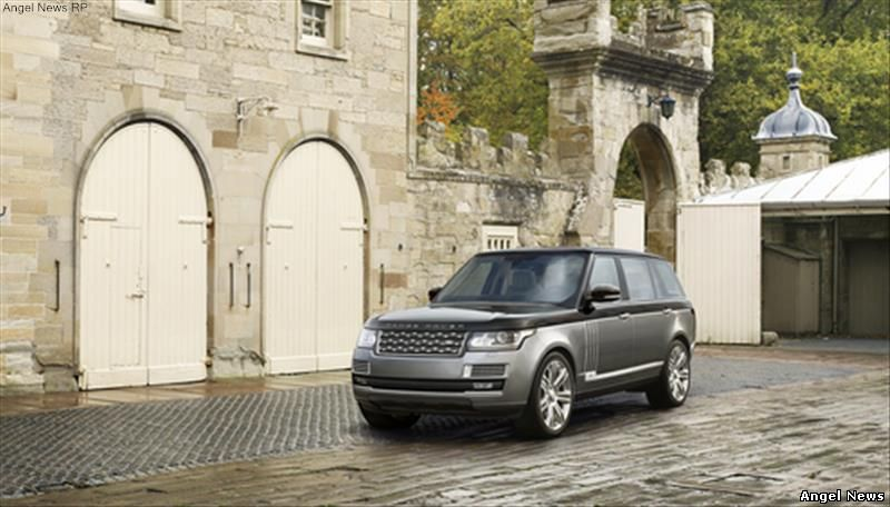 Land Rover will unveil the Range Rover SVAutobiography at the 2015 New York International Auto Show, adding even more luxury, design sophistication and performance to an enhanced line-up.