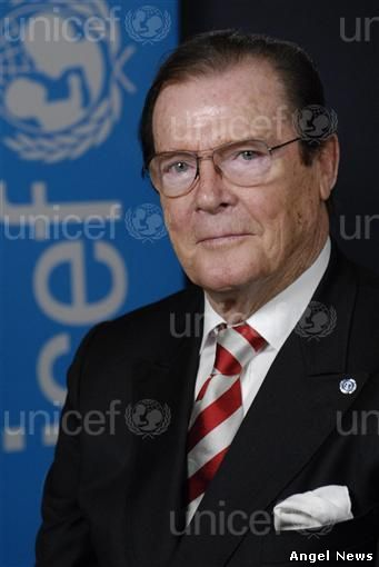 Sir Roger Moore Revealed as Young Lions Health Award Judge