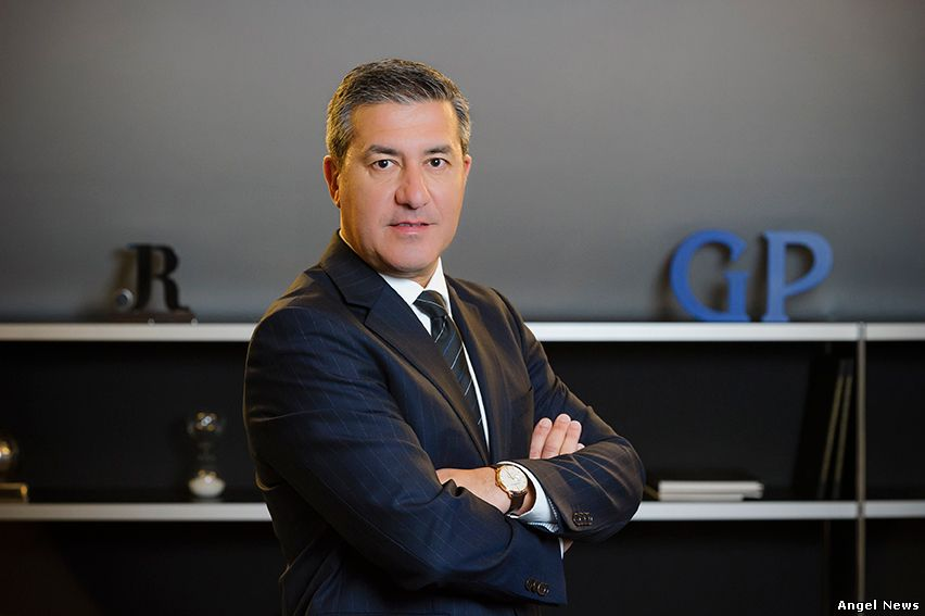 ering Group announcing the appointment of Antonio Calce as Chief Executive Officer of Sowind Group.