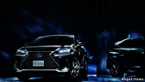 Bridgestone-brand DUELER H/L 33 tyres will be original equipment on the new Lexus NX