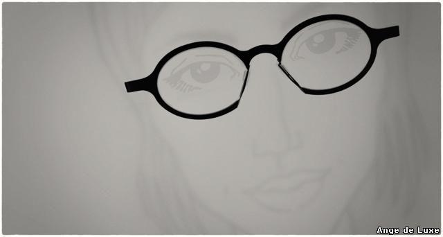 theo Eyewear & James Van Vossel create a design that misses a 'corner'